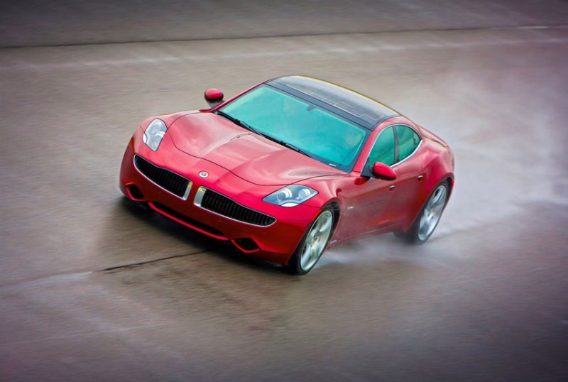 The Best Electric Cars of 2012, According to the American Buzz