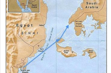 Egypt Environment Activists Fighting Back Over Sinai Red Sea Bridge