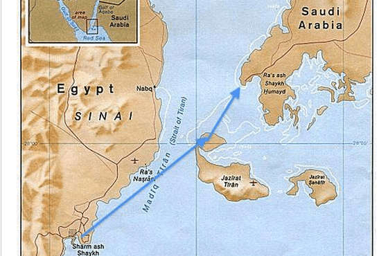 red sea egypt sinai saudi arabia bridge, dive sites