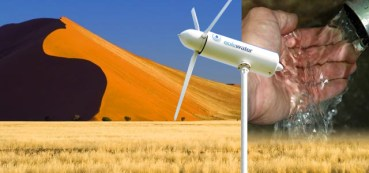 Water-Producing Eole Wind Turbine Has Gulf States Drooling