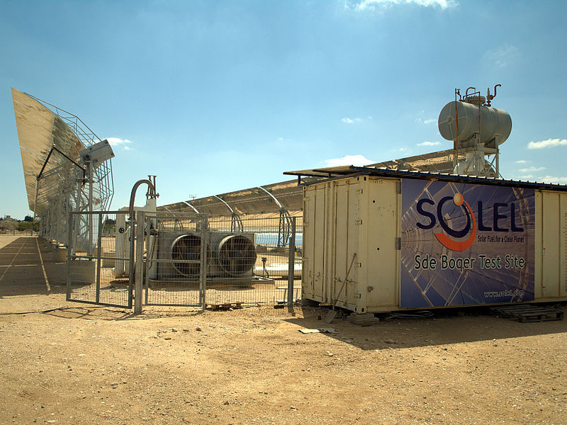 German Giant Siemens is Selling Off Solel and its Solar Assets