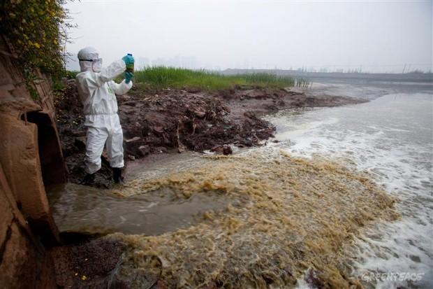 ZARA Fast Fashion Retailer Under Fire for Polluting China's Waterways