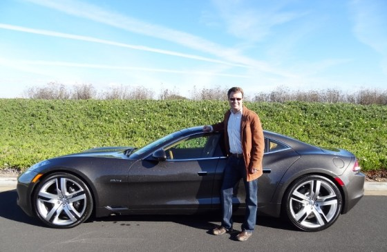fisker karma, electric car fire hazard, EV