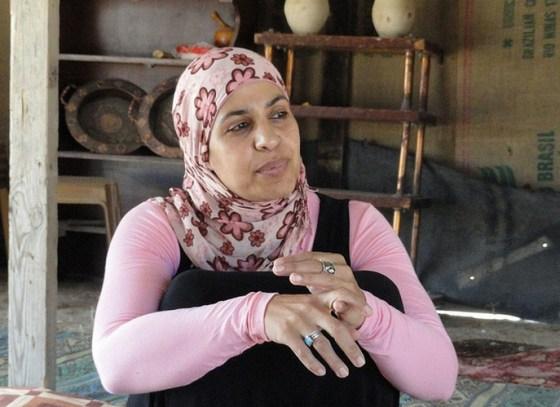 desert daughter bedouin, bedoin miriam aborkeek israel