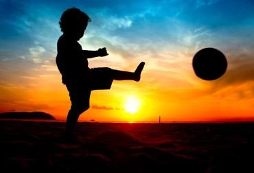 sOccket, a Fun-Powered Energy Ball Kids Kick for Power