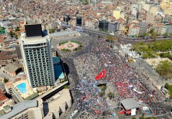 taksim sqaure istanbul, Turkey, public protests