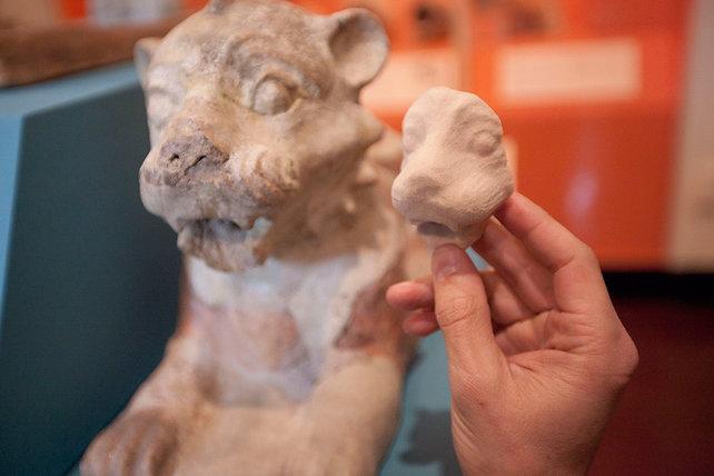 3D Modeling Births Exact Replica of Ancient Iraqi Artifact