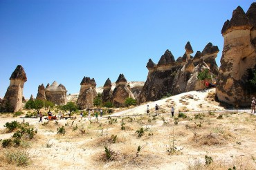 Star Wars Fairy Chimneys Threatened By Power Plants and Discos!