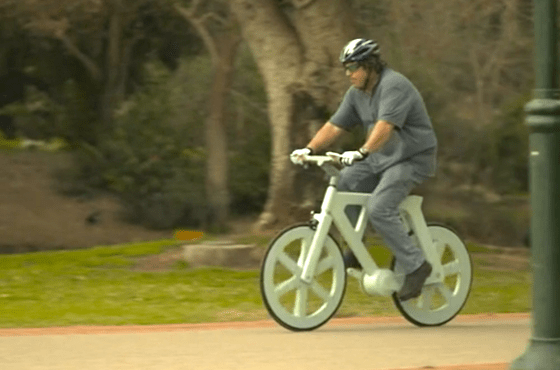 environmental news, Middle East, cardboard bike, top 2012 stories, 2013, Green Prophet