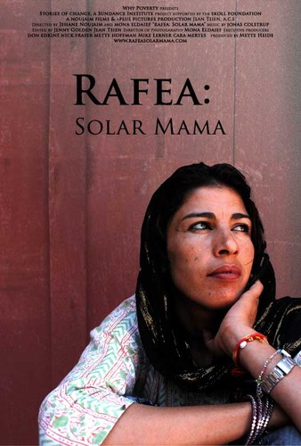 rafea solar mama jordan barefoot college