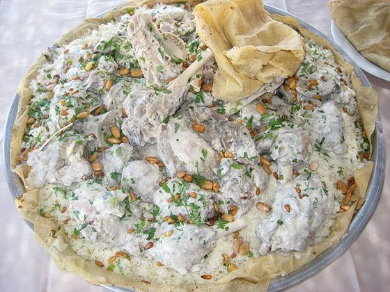 Eat Like a Sustainable Jordanian – Mansaf RECIPE