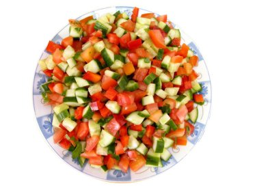 Israel's Best-Loved Vegetables Carry Heavy Pesticide Loads