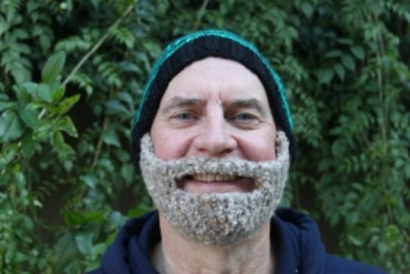Knit Your Own Sustainable Beard