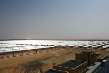Masdar, clean tech, carbon capture, CCUS, Shams 1, World's largest CSP solar plant, World Future Energy Summit, Masdar Clean Energy