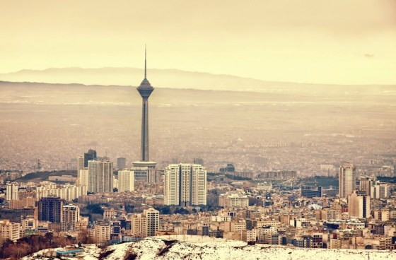 tehran, iran, pollution, sanctions, nuclear program, black cloud, oil, petroleum, energy