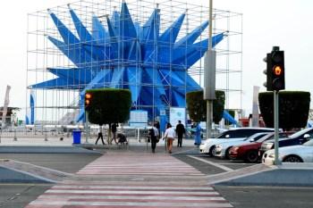 architecture, art, Wendy, HWKN, Abu Dhabi, Masdar, Abu Dhabi Sustainability Week, pollution, land art, green design