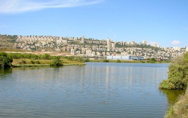 """Israel's Kishon """"Cancer"""" River Gets Oasis Upgrade by Canadian Firm EnGlobe"""