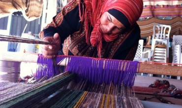 Sidreh Weaves Bedouin Tradition Into Their Future