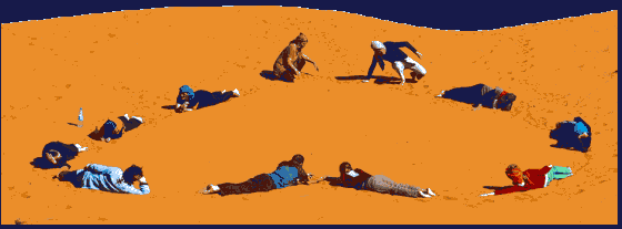 Eco Travel Morocco at Holistic Meditation Retreat in the Sahara