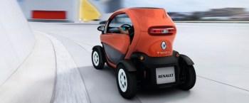 twizy renault electric car israel