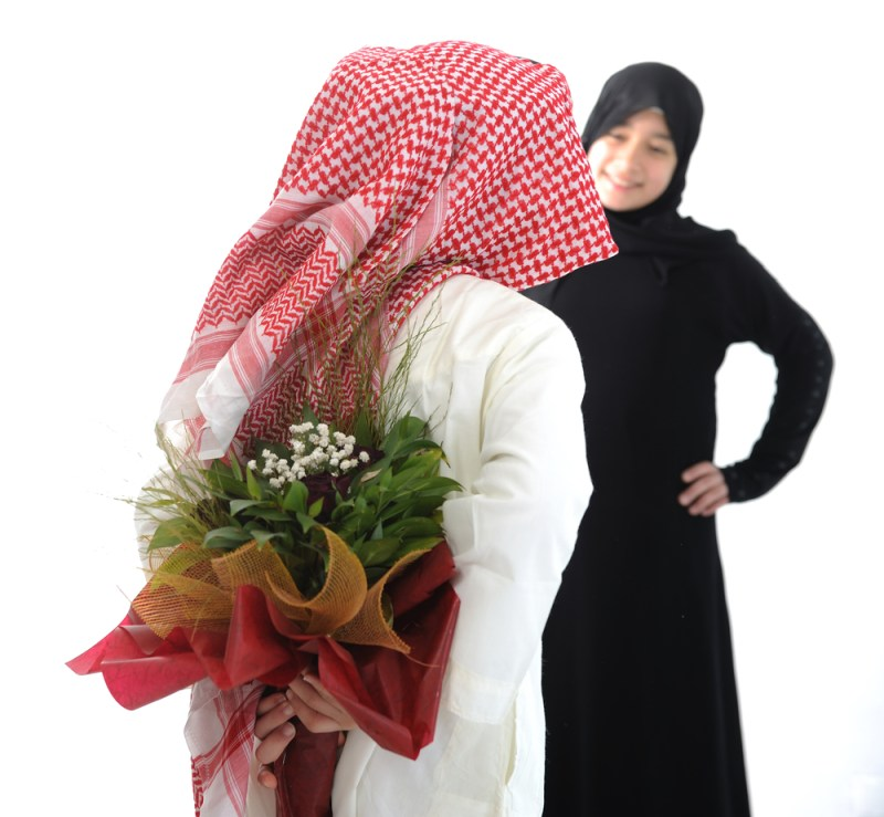 Stupid Cupid Learns Valentine's Day Middle East Style