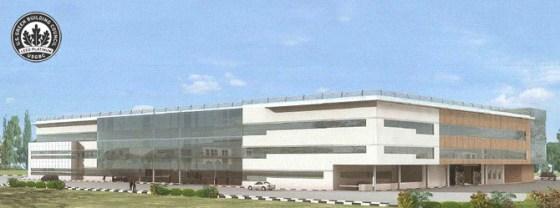 LEED Platinum, Dubai, Dewa, architecture, LEED, USGBC, design, sustainable design, clean tech, solar power, LED, United Arab Emirates