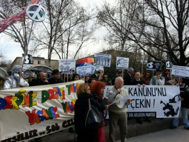 """Turkey's """"Nature Law"""" Will Cause More Environmental Degradation, Activists Warn"""