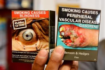 Anti-Tobacco Images Fail to Sway Jordanian Smokers