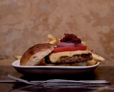 Camel Burgers – A Moroccan Recipe From Clock Book by Tara Stevens