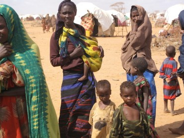 Climate Change (Officially) Contributed to Somalia Famine