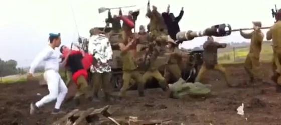 israel soldiers IDF harlem shake