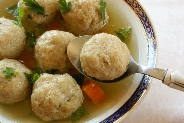 Traditional Passover Matzah Balls RECIPE