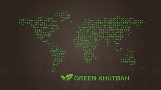 Go Green muslim GK1 khutbah
