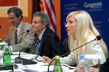Water Energy Climate Change Panel November 2, 2009 WEB Thumbnail
