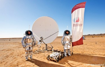 Austrian Space Forum Dispatches Mars Mission to Morocco!