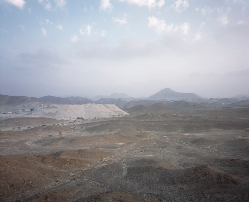 "Crushers Reduce Emirate Mountaintops to Rubble in the Name of ""Progress"""