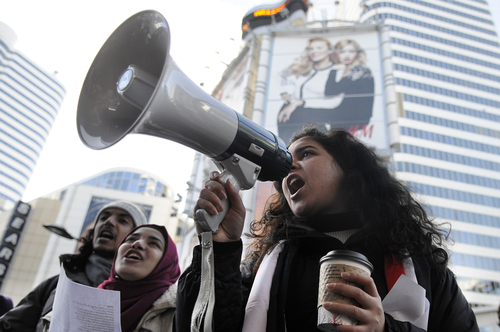 women activists in egypt