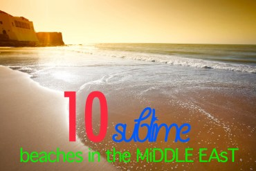 10 Best Beach Holidays in the Middle East