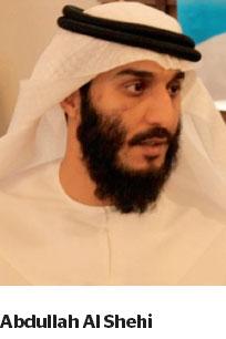 Abdullah Al Shehi, alma dew collector