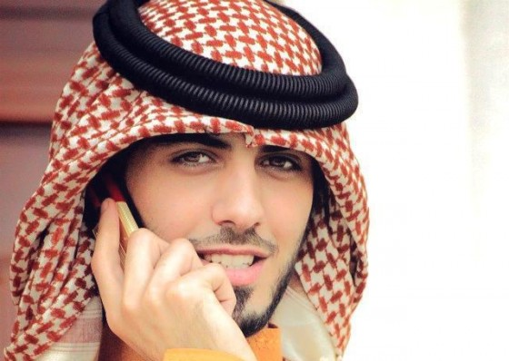 Middle East Climate Change Caused by Emirati Hottie Omar Borkan Al Gala