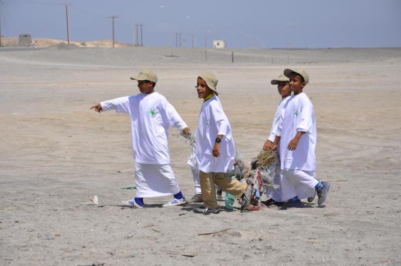 Loggerhead Turtles: Omani Kids Hit Masirah Island to Protect World's 2nd Largest Population