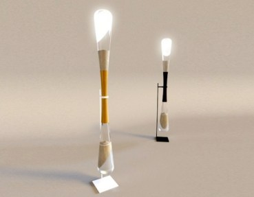 Danielle Trofe's Shifting Sands Use Kinetic Power for LED Lights