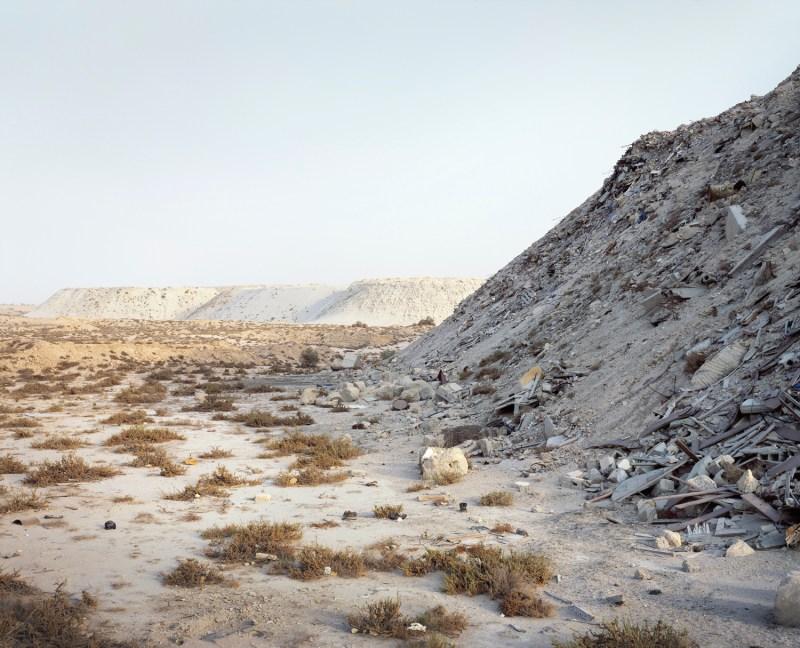 Landfill: Where Dubai's Building Rubble Piles Up