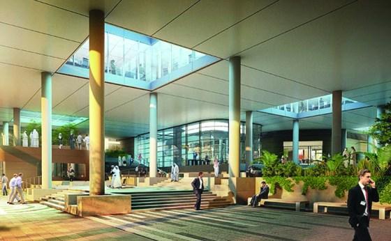 Siemens Masdar City LEED