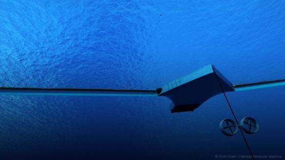 Ocean Garbage Boom
