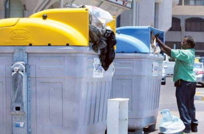 Automated High-Tech Bins To Tighten Abu Dhabi Trash Collection