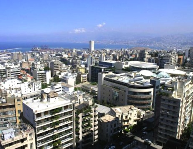 Beirut, urban planning, Achrafieh, activism, Fouad Boutros Highway