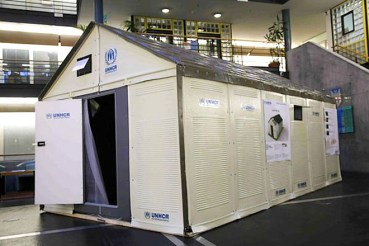 IKEA and UN Unveil Prefab Solar-Powered Refugee Shelters