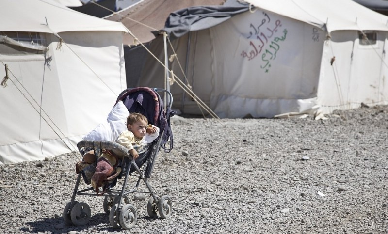 Conjugal Sex Rooms, Unplanned Pregancies, and STDs in Syrian Refugee Camps