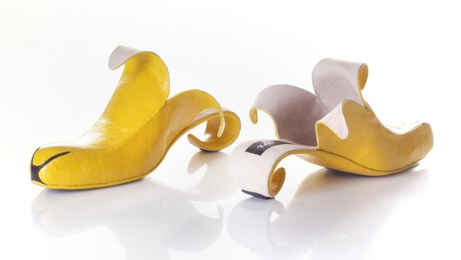 Banana Peel Shoes